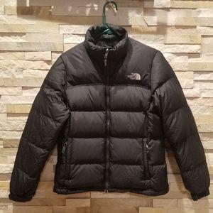 North Face Womens 700 Medium Black Nuptse Jacket M